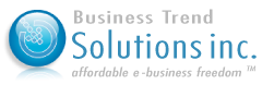 Business Trend Solutions inc. Logo